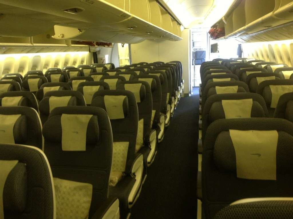 A Look Around British Airways New 777 Travel Bureau