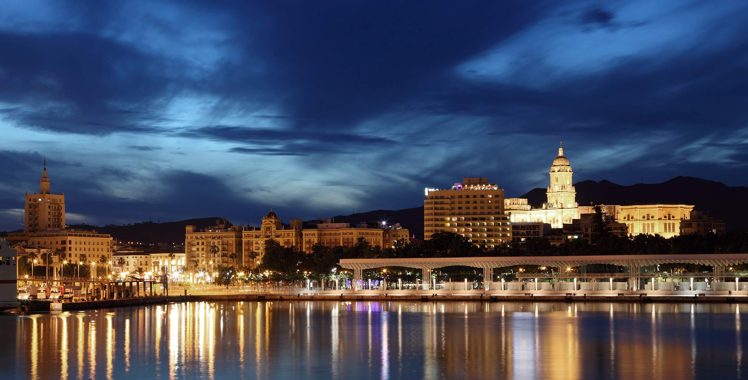 Malaga to Barcelona – SeaDream