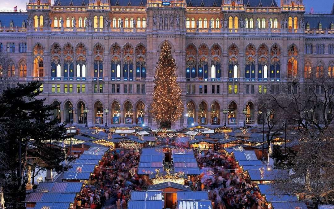 Which European Cites have Christmas Markets